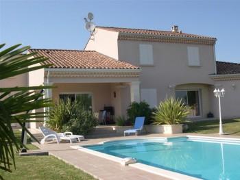 maison contemporaine style méditerranéen - Location tournage cinéma ...