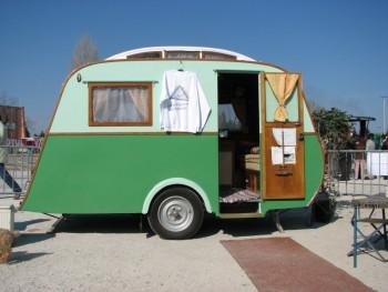 Caravanes De Collection Location Tournage Cin Ma Avec