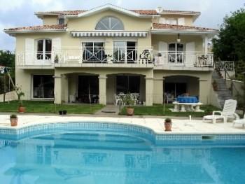 Belle villa 300m avec piscine location tournage cin ma - Belle piscine de particulier ...