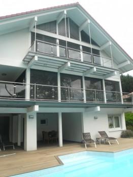 maison moderne Biarritz - Location tournage cinéma avec Cast\'Things