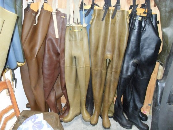 location waders, cuissardes et bottes