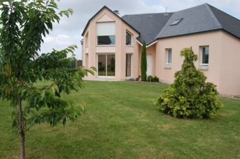 maison contemporaine en aveyron proche rodez location