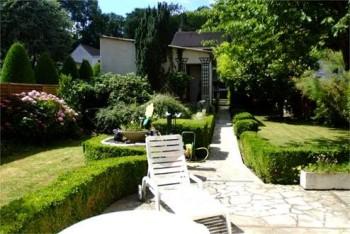 maison avec jardin chaville 78 location tournage