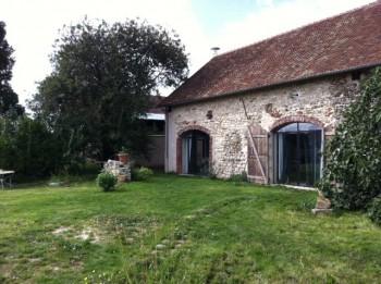 Grange en pierre am nag e en loft location tournage cin ma avec cast 39 th - Renover une grange combien ca coute ...