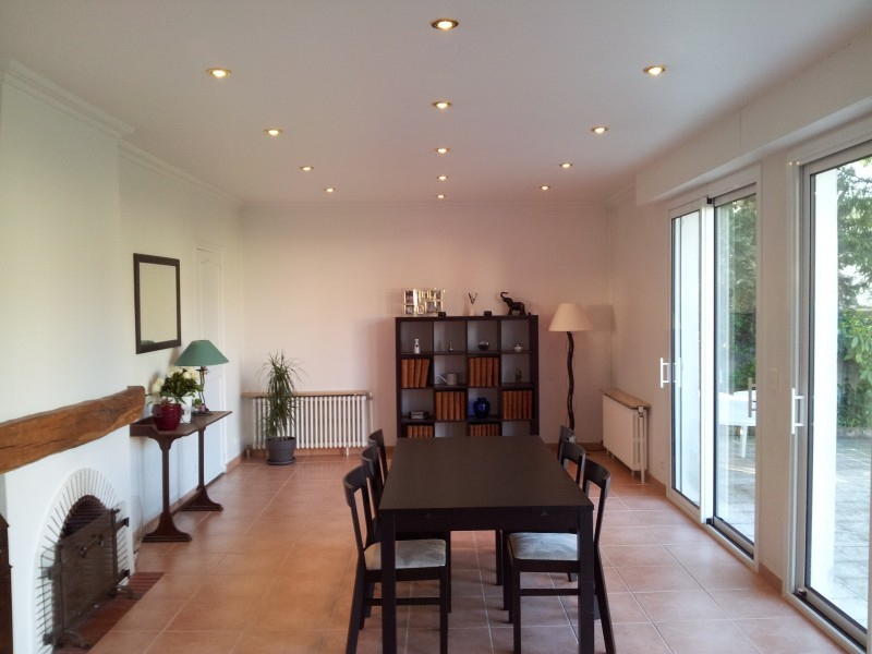 Grande Maison Interieur Moderne Avec Jardin Et Serre Yvelines