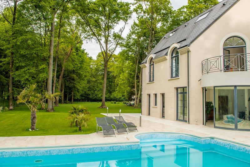 villa proche Paris pour longs métrages, Clips et shootings, Photo 2