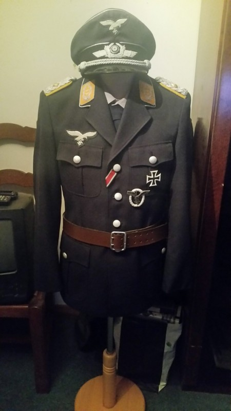 uniformes allemand à louer, Photo 1