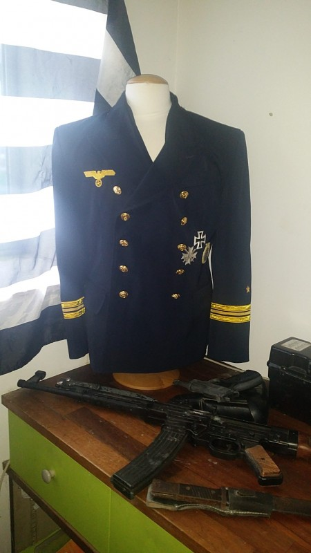 uniformes allemand à louer, Photo 2