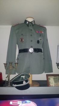 uniformes allemand à louer, Photo 3