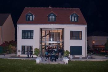 location maison d 39 architecte 320m val d 39 oise location tournage cin ma avec cast 39 things. Black Bedroom Furniture Sets. Home Design Ideas