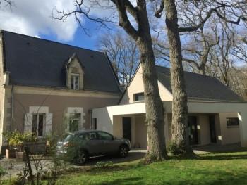Maison ancienne avec extension moderne - Location tournage cinéma ...
