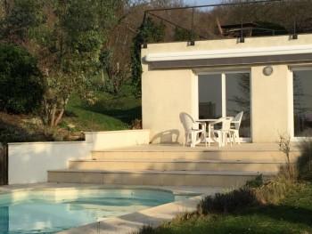 Maison en r gion parisienne avec piscine location for Piscine parisienne