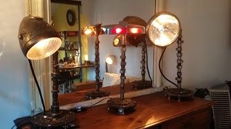 lampes , Photo 2