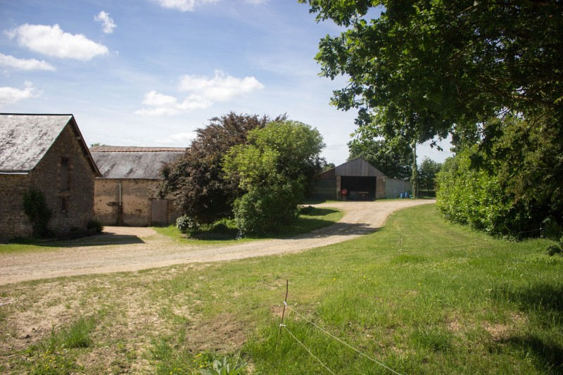 location maison de campagne et ou ferme, Photo 2