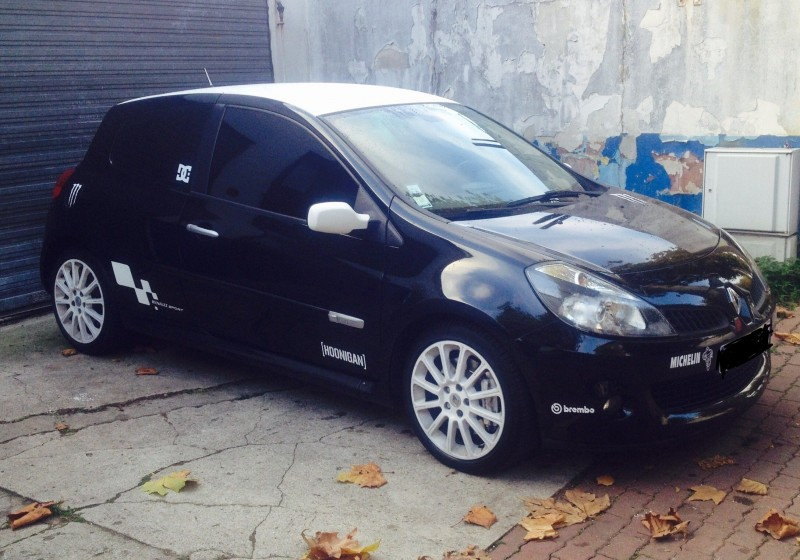 Clio III RS Phase 1, Photo 3