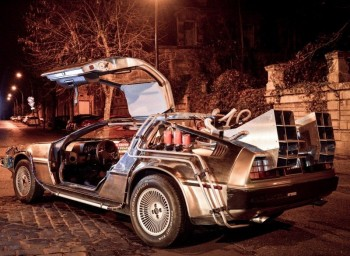 DELOREAN BTTF Retour vers le Futur, Photo 1