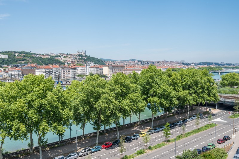 vue panoramique Lyon , Photo 4
