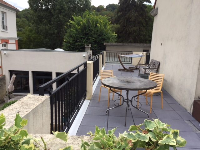 Maison bord de Seine avec piscine, Photo 24