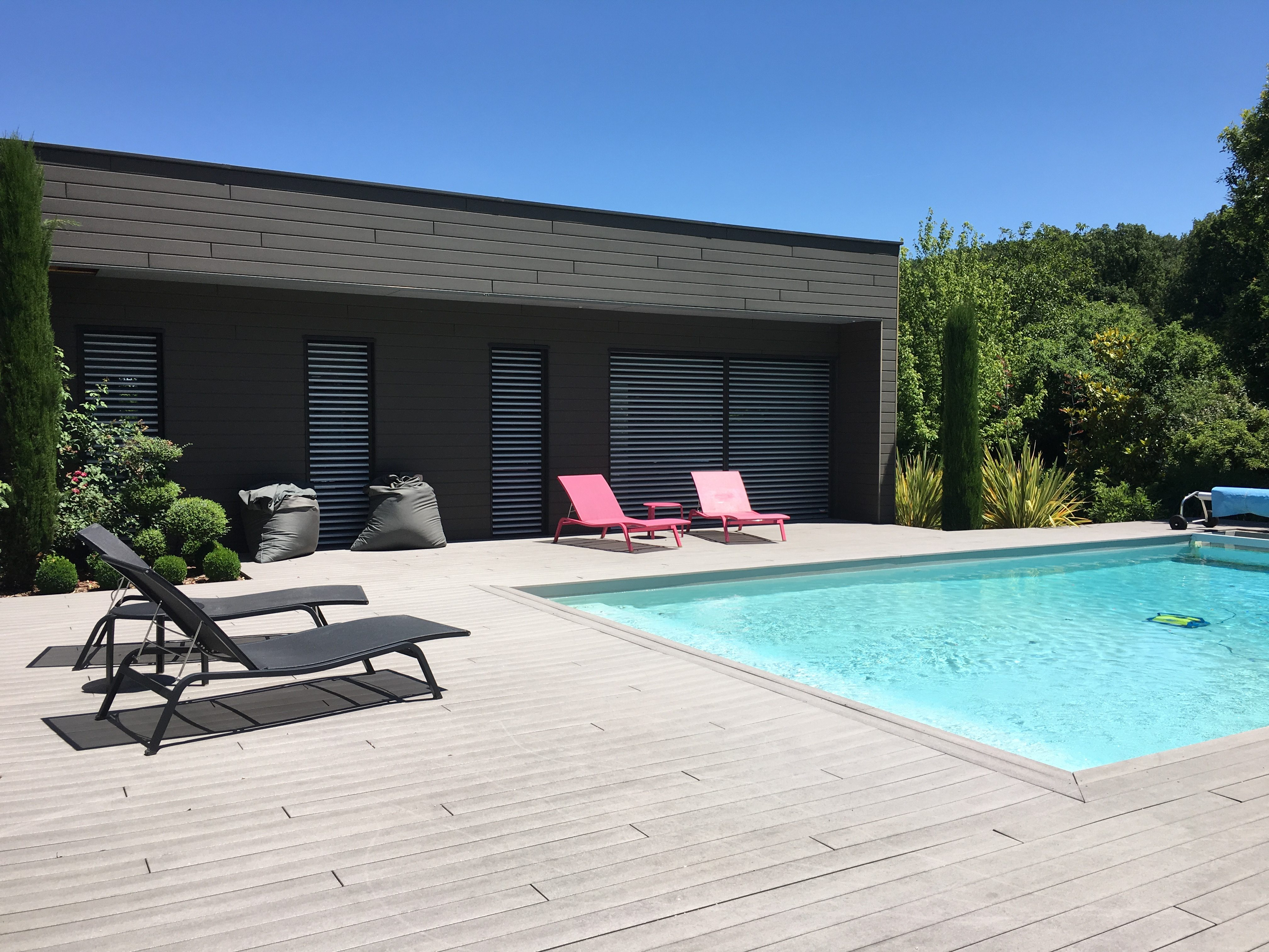 rare maison contemporaine avec piscine, Photo 5