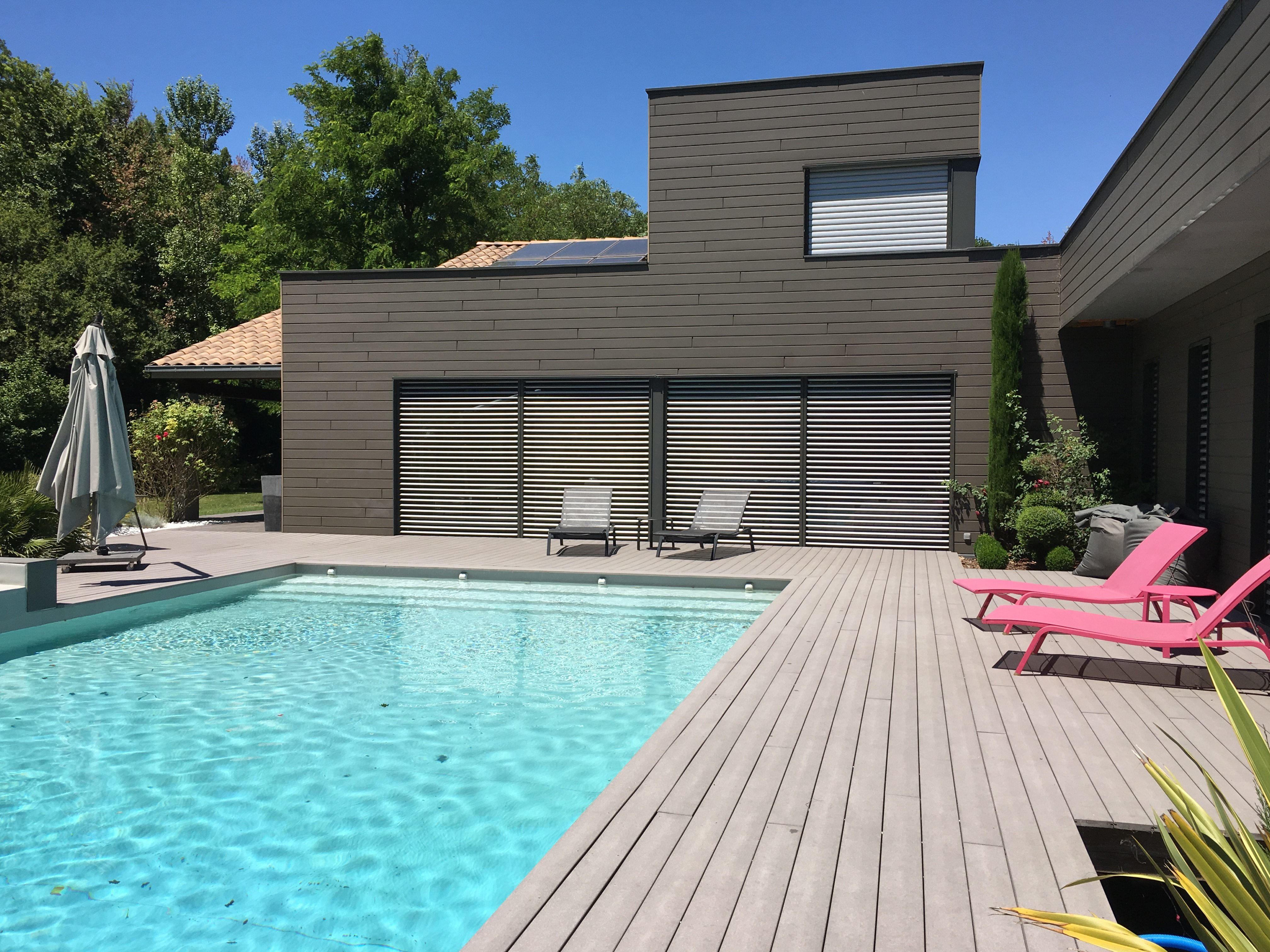 rare maison contemporaine avec piscine, Photo 6