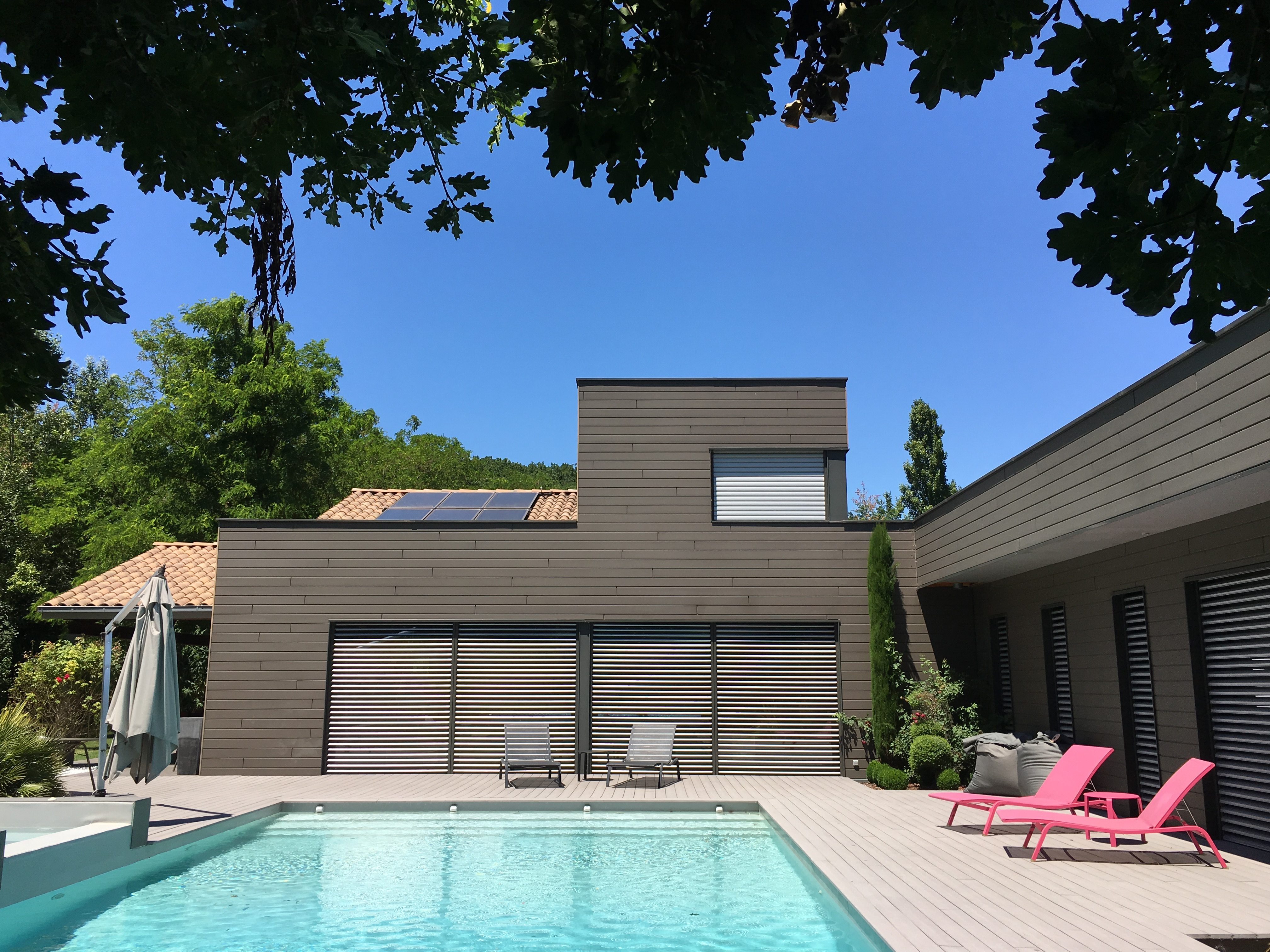 rare maison contemporaine avec piscine, Photo 7
