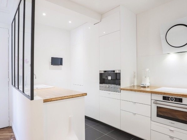 très bel appartement design en plein cœur de Paris