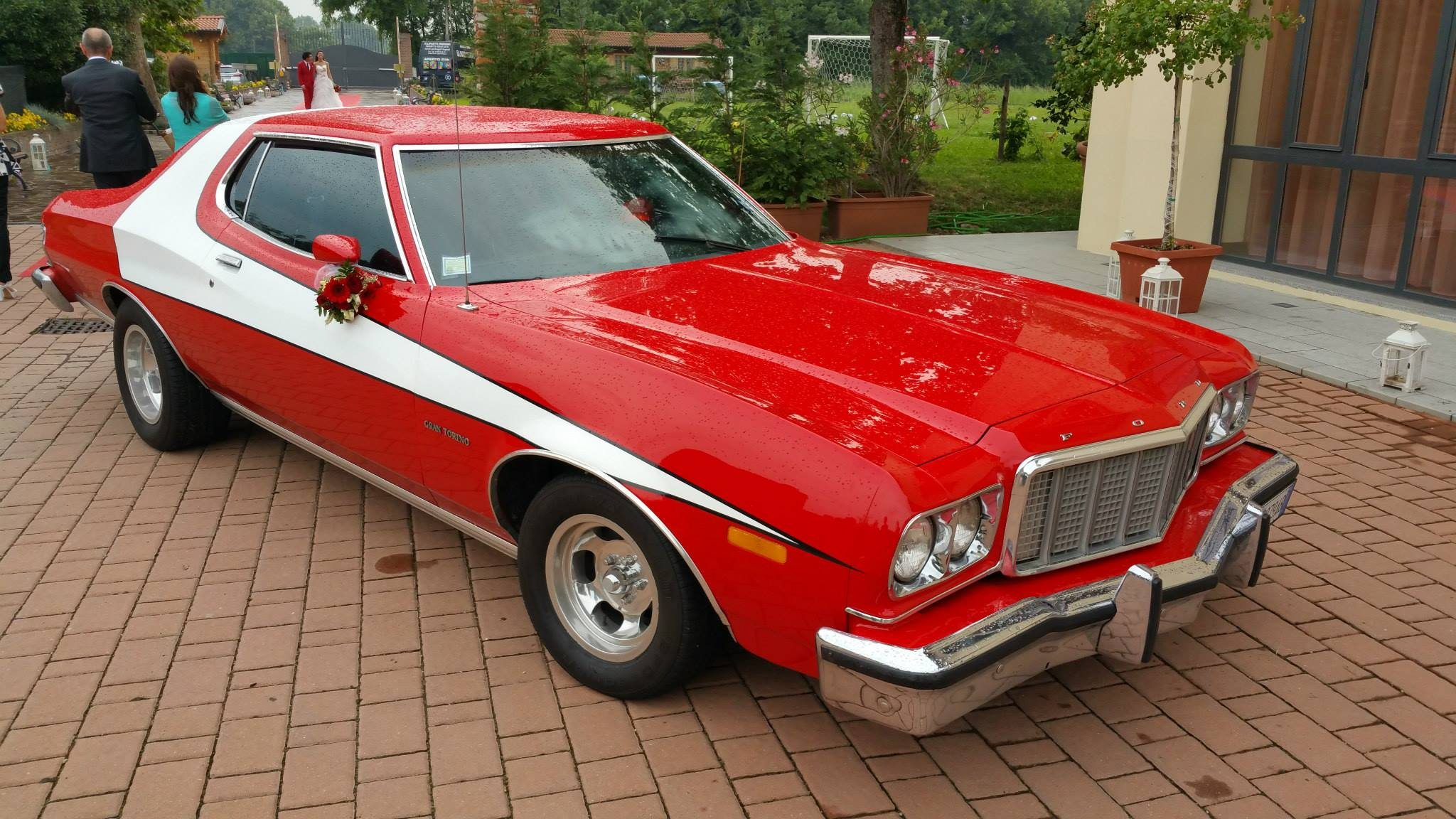 location FORD GRAN TORINO Starsky et Hutch, Photo 2