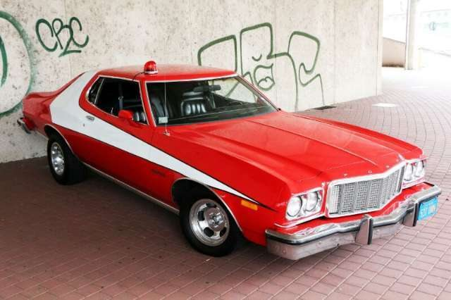 location FORD GRAN TORINO Starsky et Hutch, Photo 3