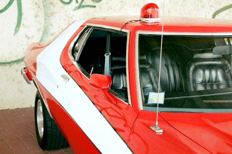 location FORD GRAN TORINO Starsky et Hutch, Photo 6