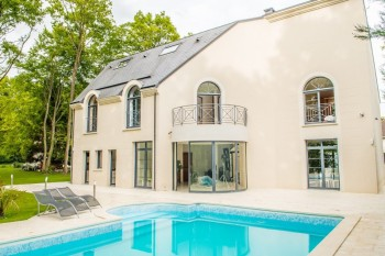 villa proche Paris pour longs métrages, Clips et shootings, Photo 1
