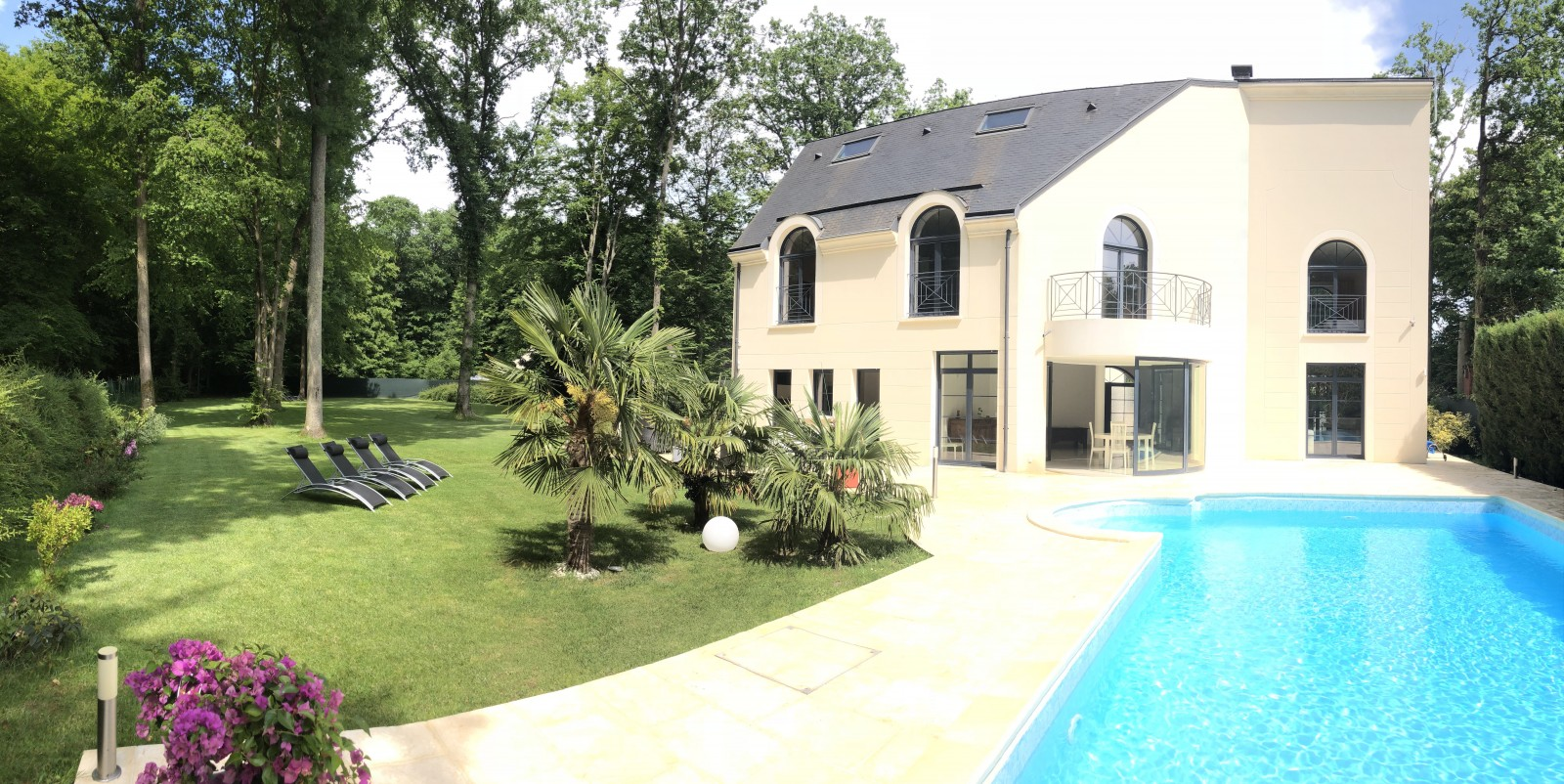 villa proche Paris pour longs métrages, Clips et shootings, Photo 5