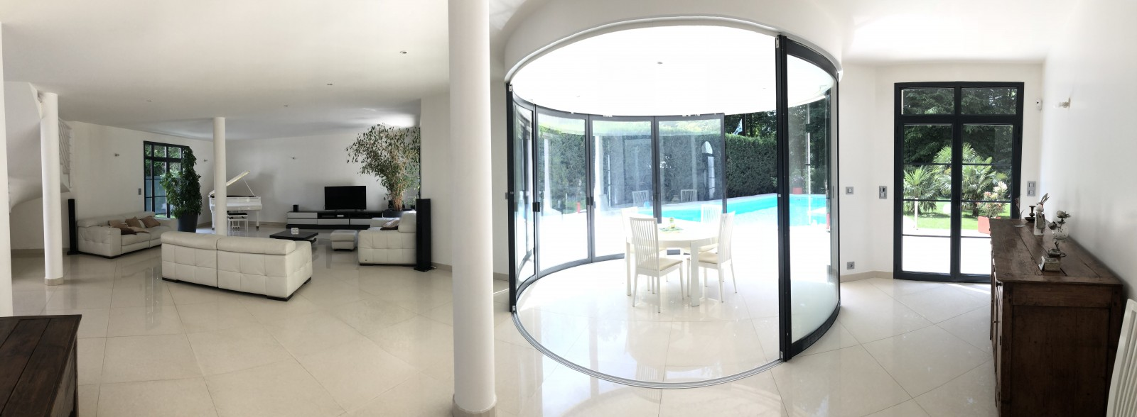 villa proche Paris pour longs métrages, Clips et shootings, Photo 12