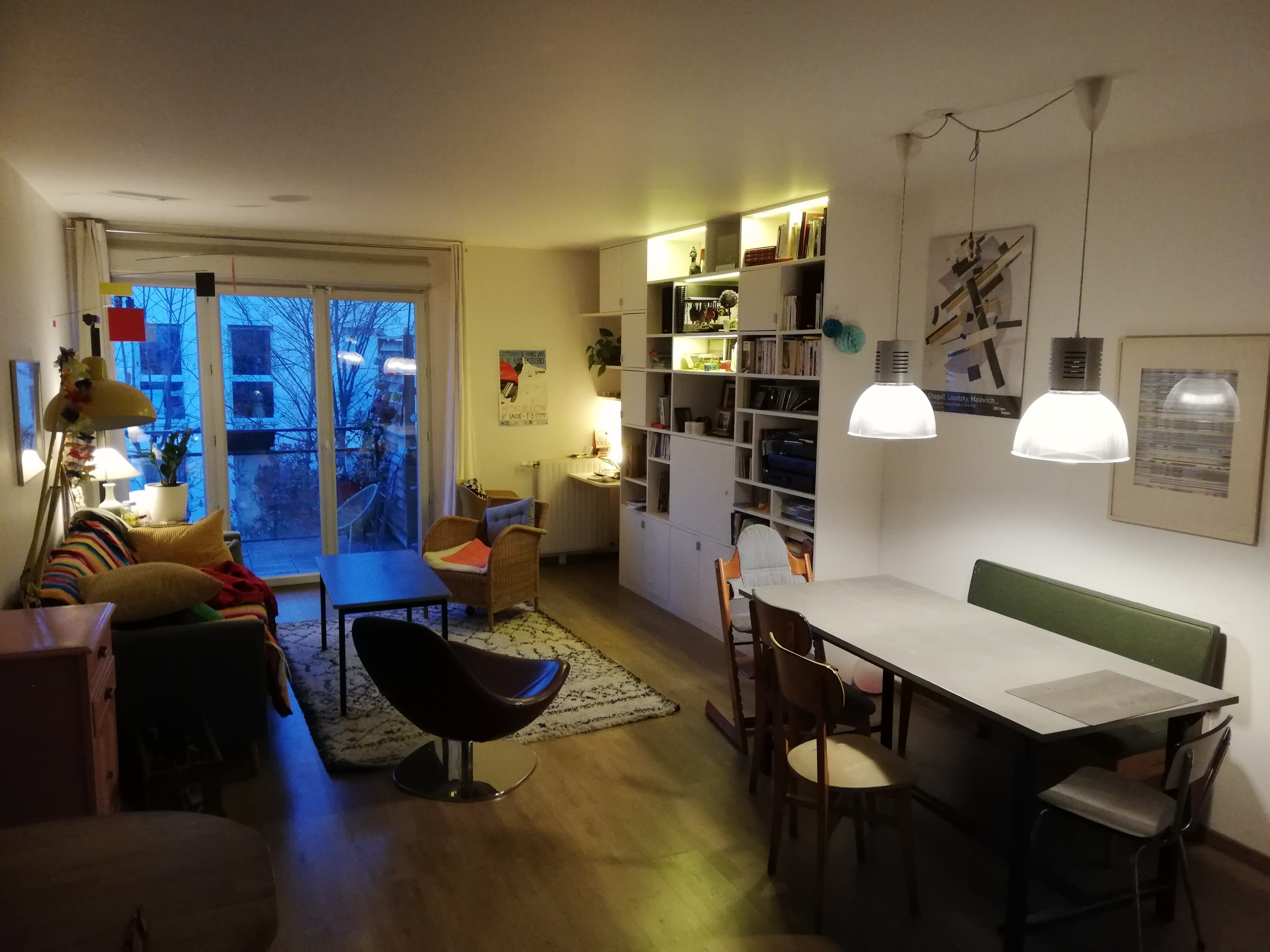 appartement F4 85m² avec box - Pantin proche La Villette, Photo 1