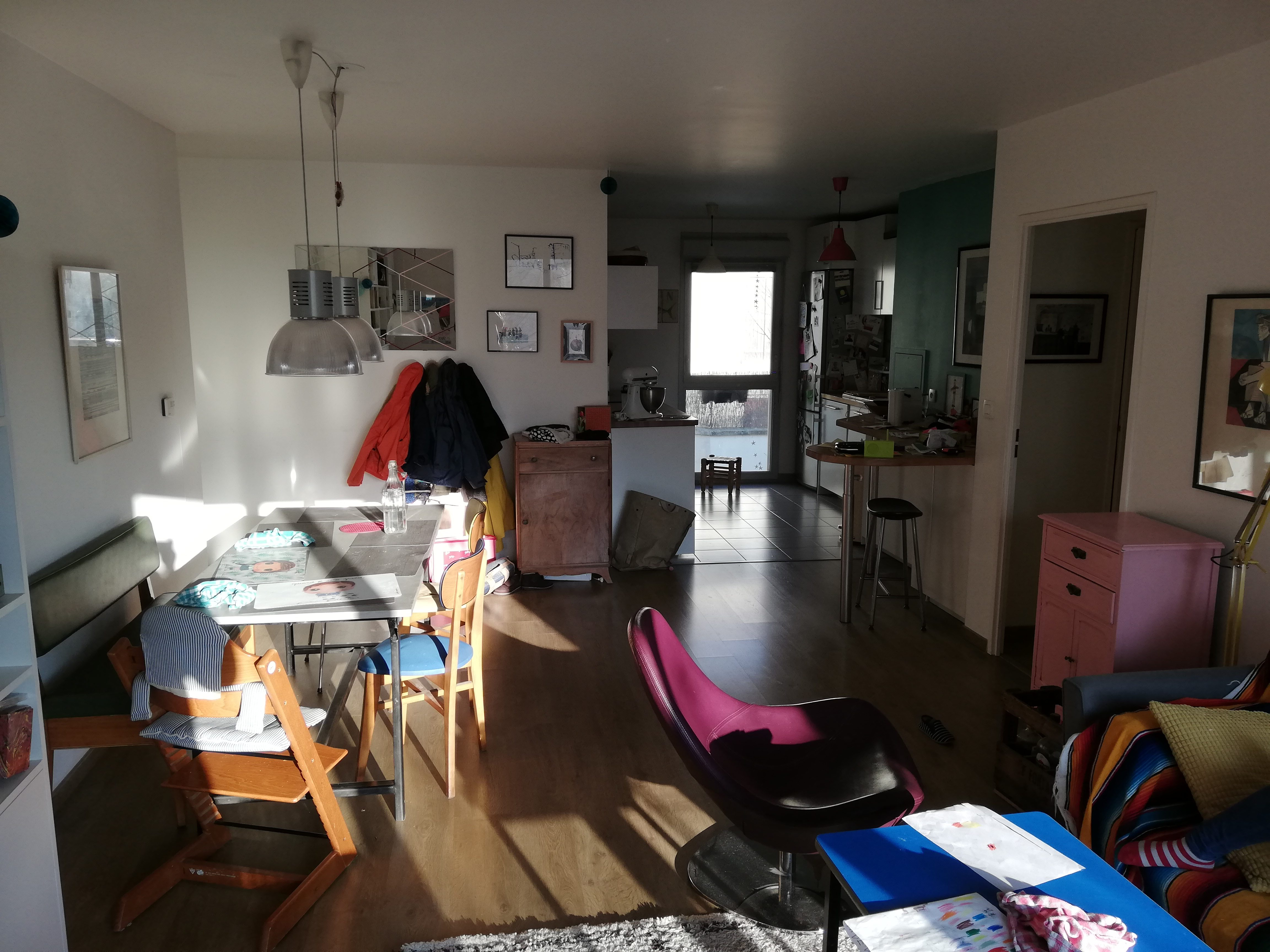 appartement F4 85m² avec box - Pantin proche La Villette, Photo 7
