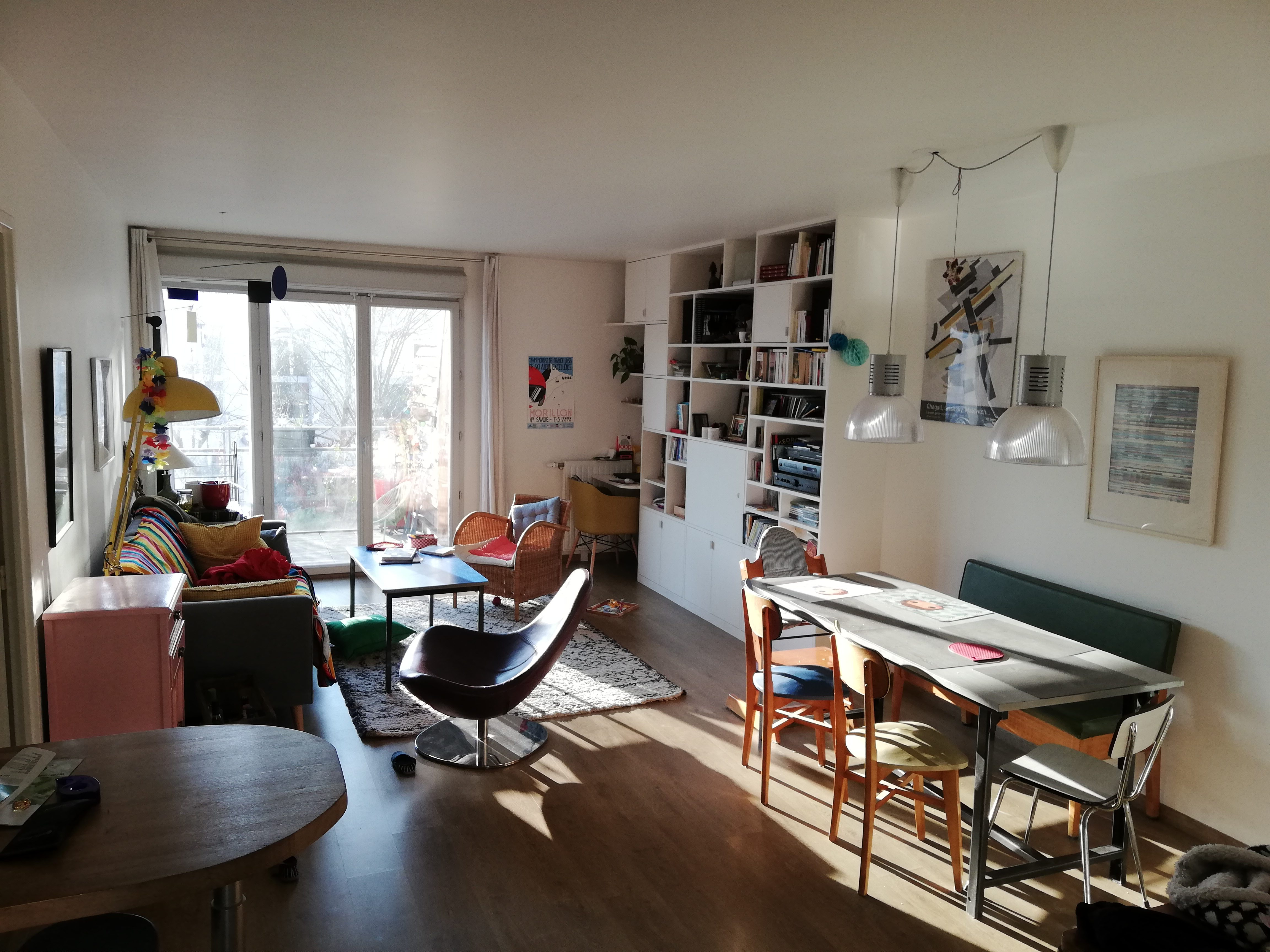 appartement F4 85m² avec box - Pantin proche La Villette, Photo 8