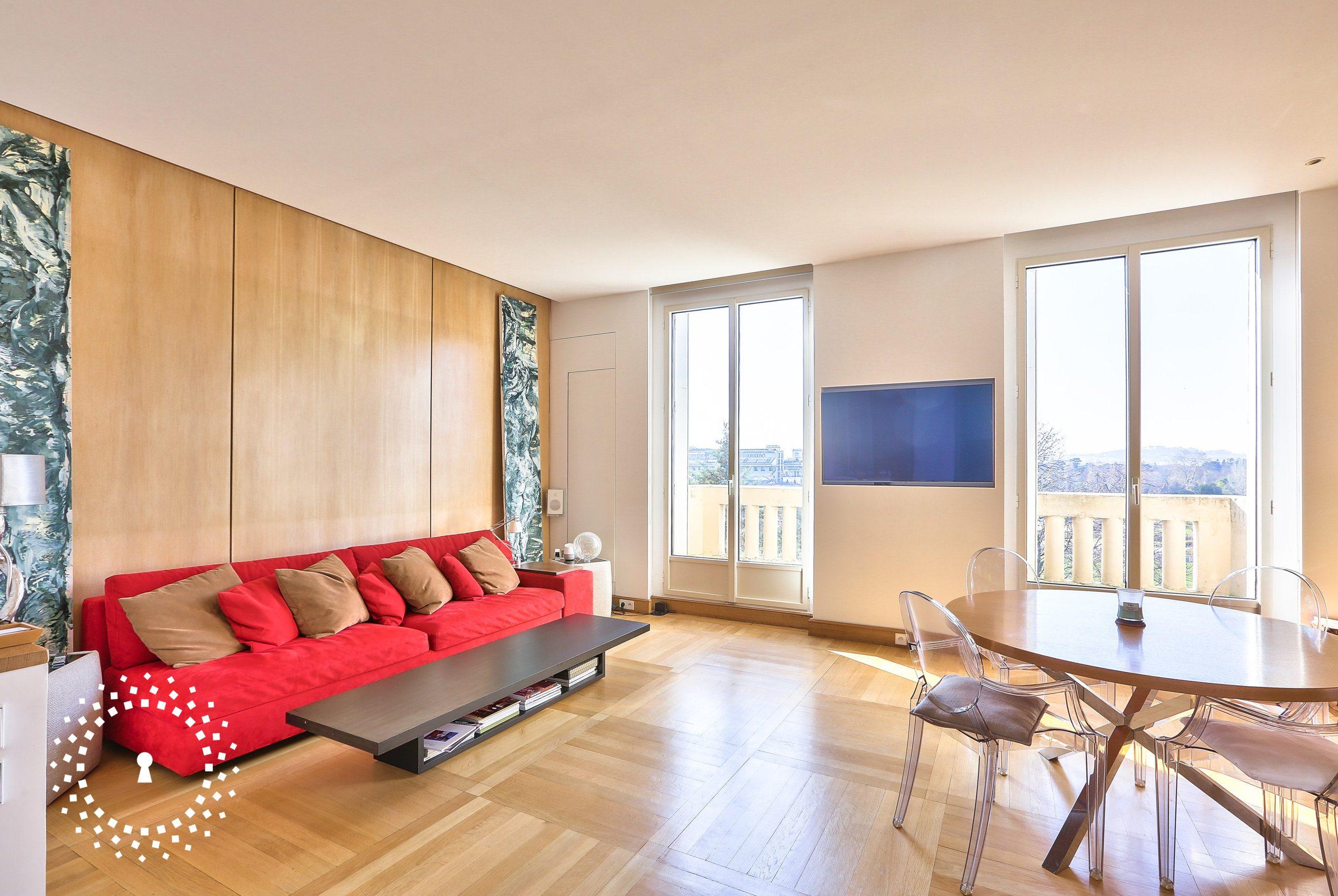 appartement terrasse paris 16 vue exceptionnelle. Black Bedroom Furniture Sets. Home Design Ideas
