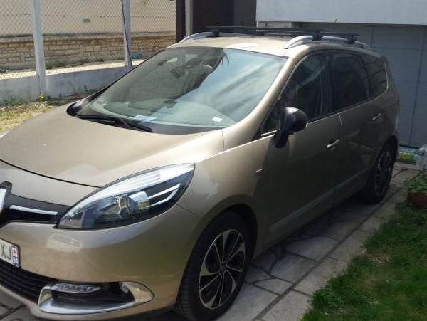 grand Renault Scenic 7 places
