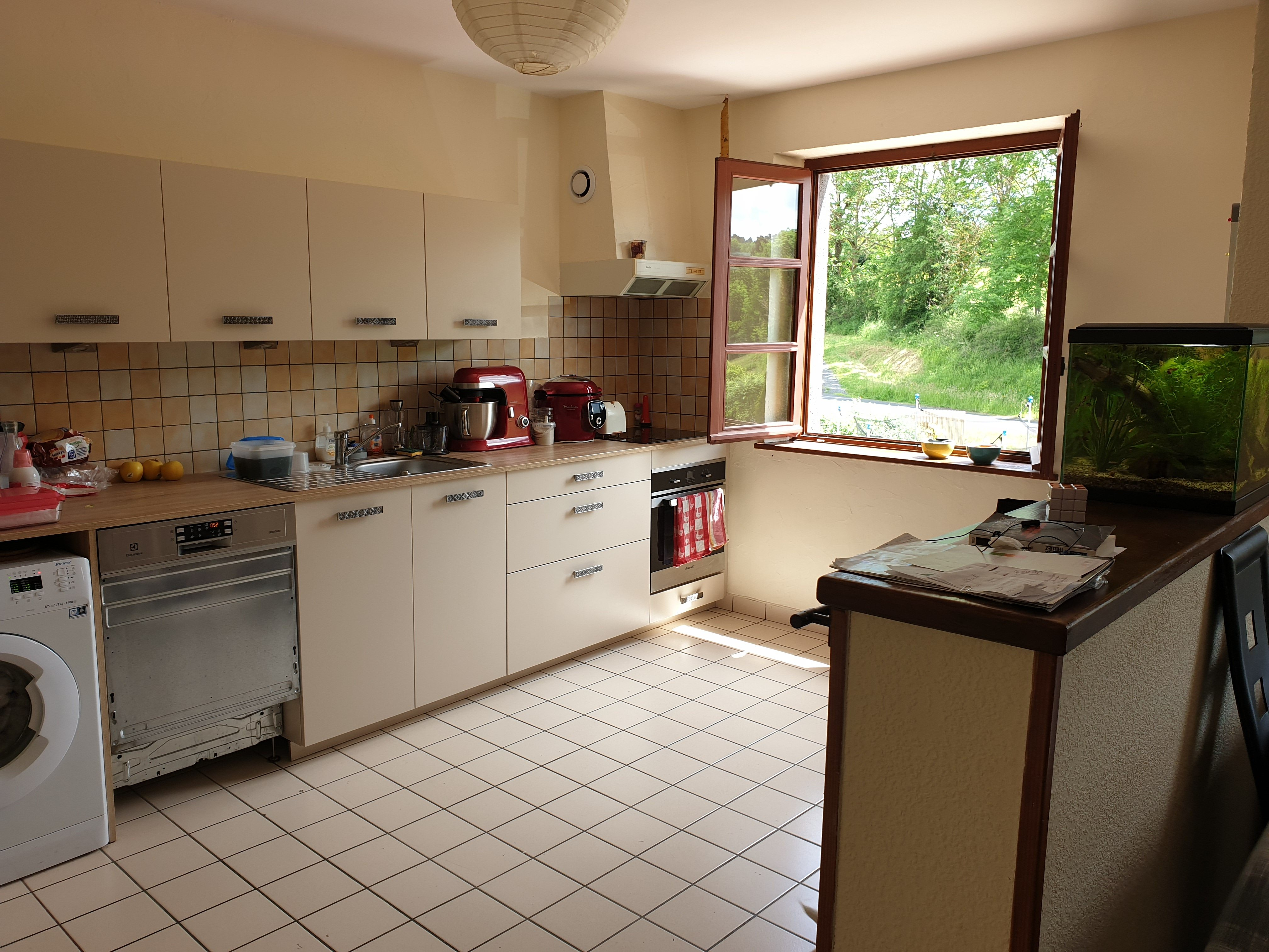 appartement au bord de rivière, Photo 1
