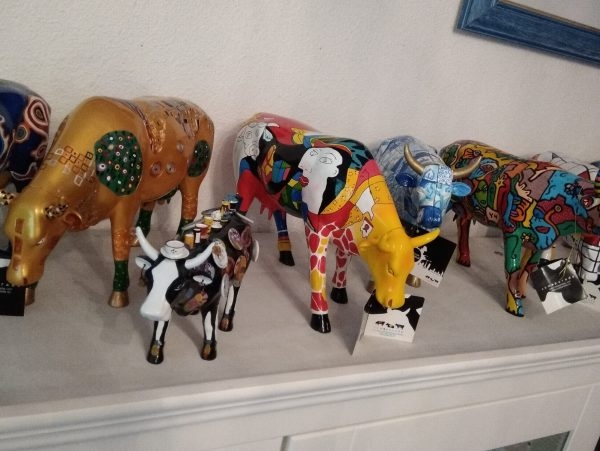 collection de vaches