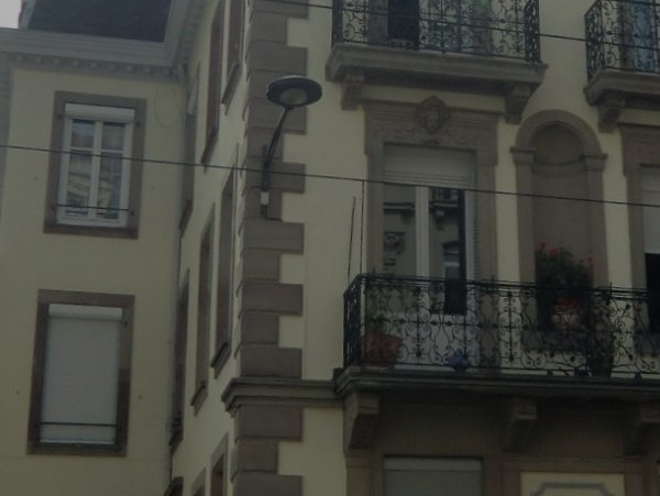 grand appartement haussmannien Strasbourg