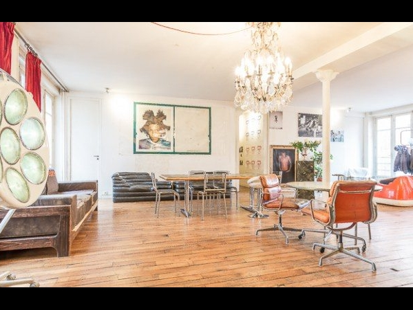appartement d'artistes - Paris 11